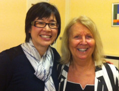Dr. Joyce Yen from University of Washington Unconscious Bias Expert