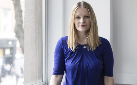 Aine Kerr Kinzen COO talks about new world of journalism and her latest venture