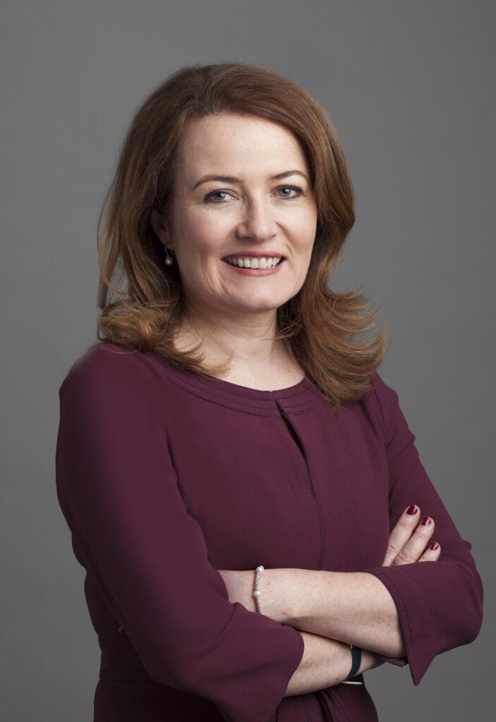 Rachel Hussey Partner Arthur Cox 30% Club Country Lead
